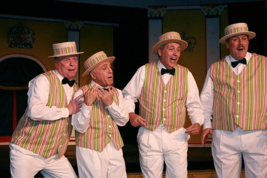 Theatre Review: 'The 50th Anniversary Old Time Music Hall' presented by British Players at Kensington Town Hall