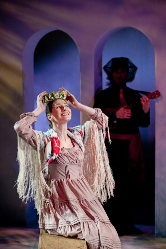 Devil Boys From Beyond at Landless Theatre Company