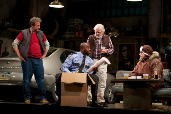 Theatre Review: 'North of the Boulevard' at Contemporary American Theater Festival