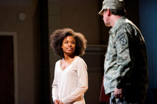 Theatre Review: 'One Night' at Contemporary American Theater Festival