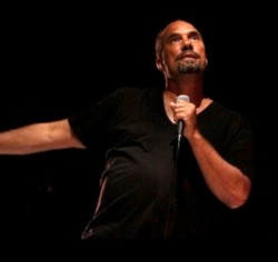 Roger Guenveur Smith in Rodney King. Photo courtesy of woollymammoth.net