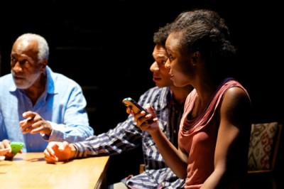 Theater Review: 'The Ashes Under Gait City' at Contemporary American Theater Festival