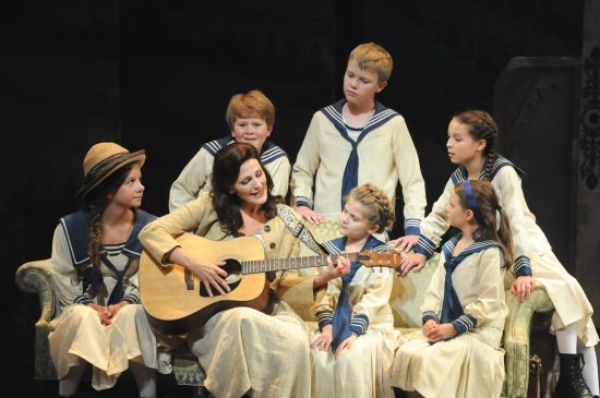 theatre review �the sound of music� presented by central
