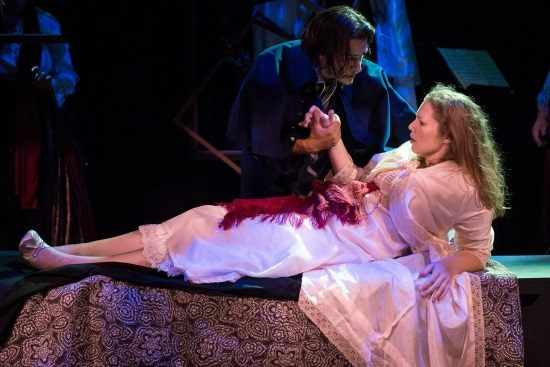 Theatre Review: 'The Fall of the House of Usher' at the Pallas Theatre Collective