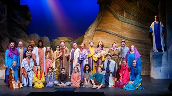 Theatre Review: 'Children of Eden' by 2nd Star Productions