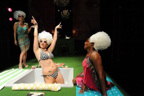 Theatre Review: 'Marie Antoinette' at Woolly Mammoth Theatre Company