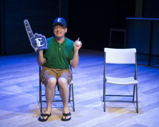Theatre Review: 'Take Me Out' at 1st Stage