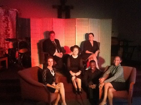 Theatre Review: 'Masquerade' by Wolfpack Theatre Company at Charis Center for the Performing Arts