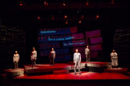 Theatre Review: 'Visible Language' presented by WSC Avant Bard at Gallaudet University's Eastman Studio Theatre