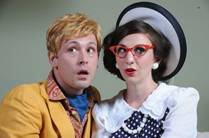 Review: The 39 Steps from Constellation Theatre