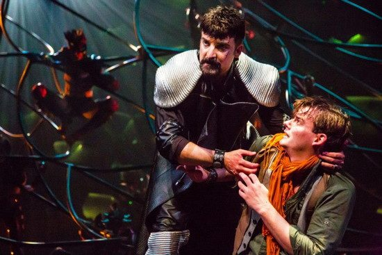 Theatre Review: 'The Island of Dr. Moreau' at Synetic Theater