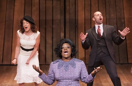 Theatre Review: 'Next to Normal' at Center Stage