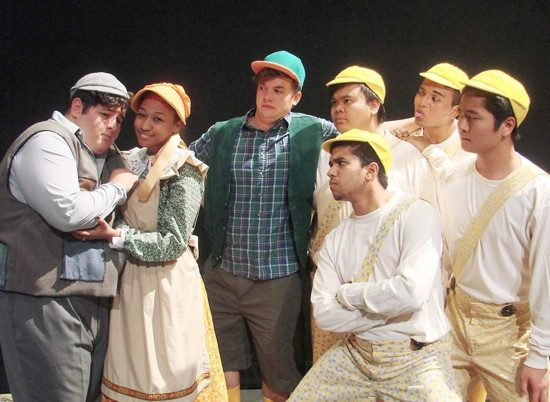 Theatre Review: 'Honk' at Montgomery College