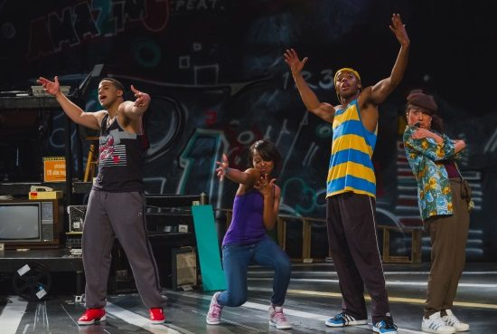 Theatre Review: 'How We Got On' at Forum Theatre