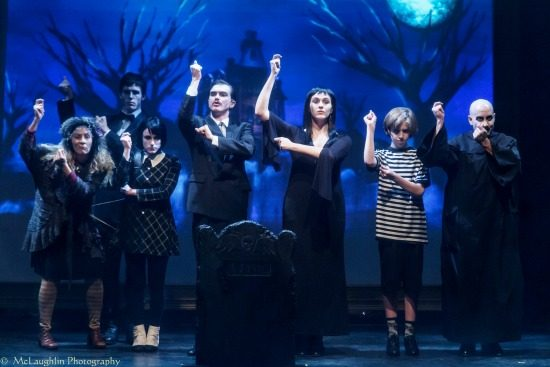 Theatre Review: 'The Addams Family' at Kensington Arts Theatre