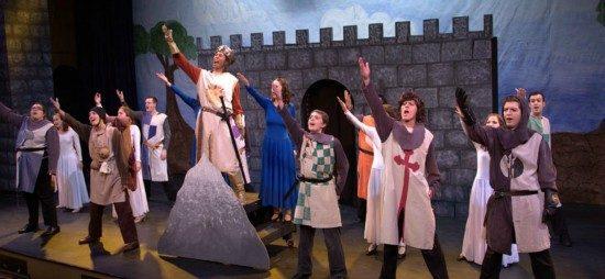 Theatre Review: 'Monty Python's Spamalot' at Georgetown Gilbert & Sullivan Society