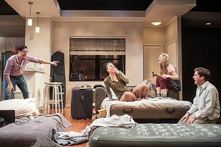Theatre Review: 'Bad Jews' at the Studio Theatre