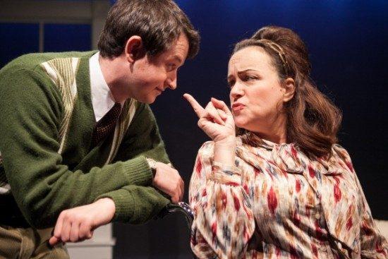 Theatre Review: 'Pen' at Washington Stage Guild