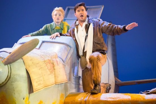 Theatre Review The Little Prince Presented By Washington National