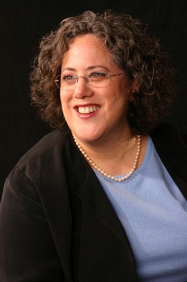 Carole R. Zawatsky.  Photo courtesy of DCJCC.