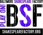 Season Announcement: Baltimore Shakespeare Factory Announces Its 2015 Season!