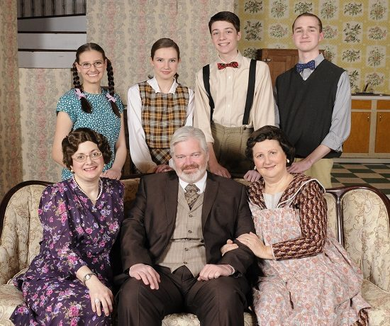 theatre review brighton beach memoirs at dundalk community theatre maryland theatre guide theatre review brighton beach memoirs