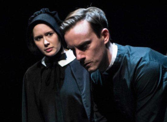 Jenny Donovan and Rob Jansen. Photo by Teresa Castracane.