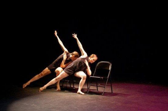 L-R  Ayelet Haran and Abigail Wallace. Photo by Beth Mercurio.