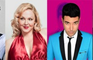 Concert Review: The National Symphony Orchestra presents 'Let's Be Frank: The Songs of Frank Sinatra' at the Kennedy Center with Special Guests, Tony DeSare, Storm Large, Frankie Moreno and Ryan Silverman