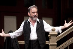 Mark Nelson as Shylock in The Merchant of Venice. Photo by Scott Suchman.