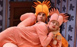 Theatre Review Garfield The Musical With Cattitude At Adventure Theatre Mtc Maryland Theatre Guide