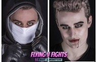 Theatre News: Behind the Scenes with Flying V's Forthcoming Smash Hit 'Heroes and Monsters'