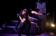 Theatre Review: 'Flying V Fights: Heroes & Monsters' by Flying V Theatre at The Writer's Center