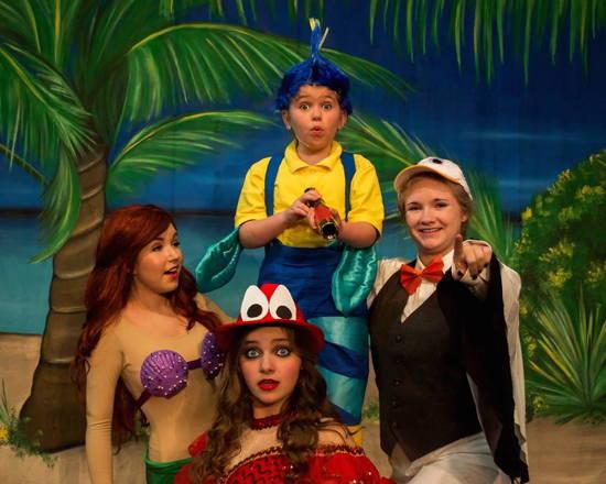 Sebastian And Flounder Costumes Meningrey
