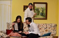 Theatre Review: 'Dial M For Murder' at Parlor Room Theater