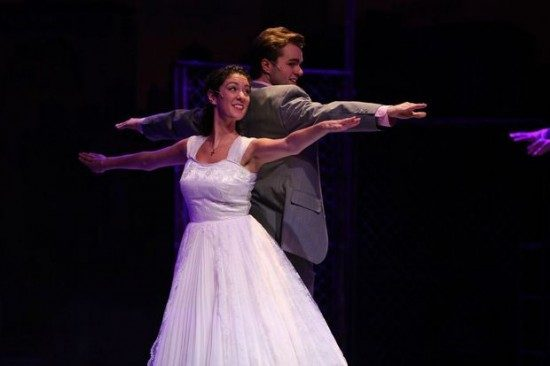 Theatre Review West Side Story At Dutch Apple Dinner Theatre In