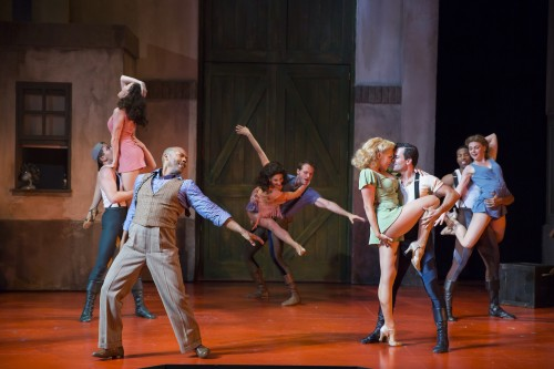 Theatre Review: 'Kiss Me, Kate' at Shakespeare Theatre Company
