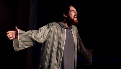 Ryan Burke (Judas). Photo by McLauglin Photography.