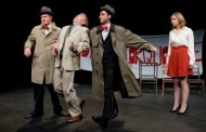 Theatre Review: 'The 39 Steps' at Washington College