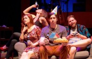 Theatre Review: 'You, or Whatever I Can Get' by Flying V at the Silver Spring Black Box