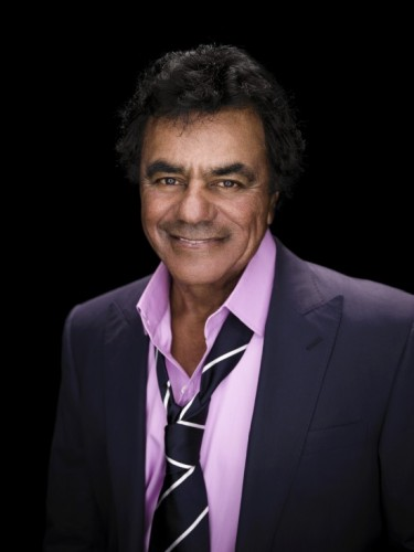 Johnny Mathis. Photo by Jeff Dunas.