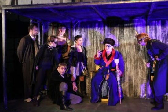 The cast of 'Neverwhere.' Photo by Shealyn Jae Photography.