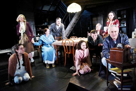 Theatre Review: 'The Diary of Anne Frank' at Olney Theatre Center