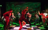 Theatre Review: 'Be Awesome: A Theatrical Mixtape of the 90s' by Flying V at The Writer's Center
