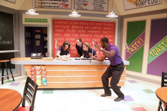 Theatre Review: 'Freaky Friday' at Signature Theatre