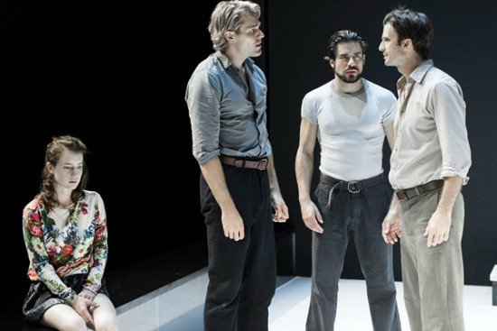 Theatre Review: Chicago's Lookingglass Theatre Company's 'Moby Dick' at Arena Stage