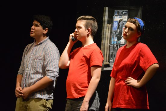 Cappies Review: 'Sixteen in 10 Minutes or Less' at Northwood High School