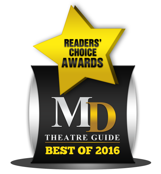 Voting Ballot: 'Best Professional Theatre' as Part of MD Theatre Guide's Best of 2016 Readers' Choice Awards