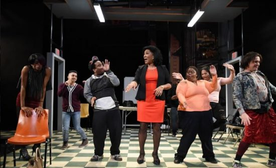 Theatre Review: 'Someone is Going to Come' by Scena Theater at Atlas Performing Arts Center