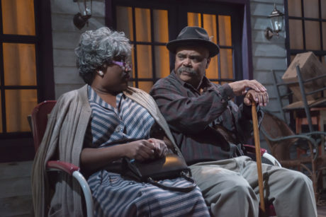 Theatre Review: 'The Gin Game' at Metro Stage